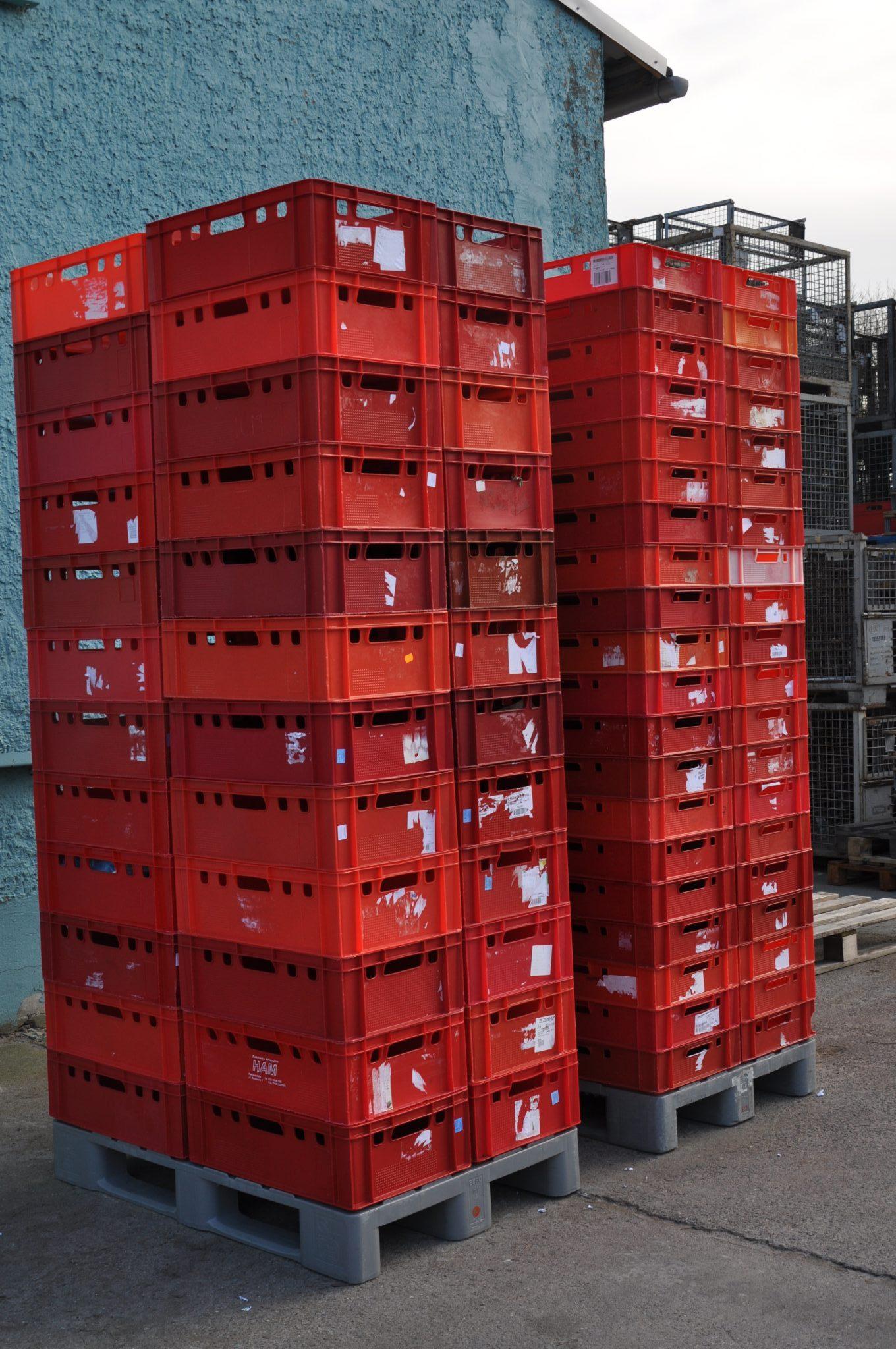 Palettendienst Berlin - Palettenhandel - Ankauf & Verkauf Paletten.